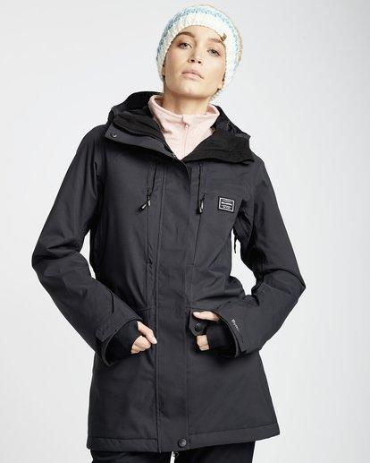 0 Women's Dalia Snow Jacket Black JSNJQDAL Billabong