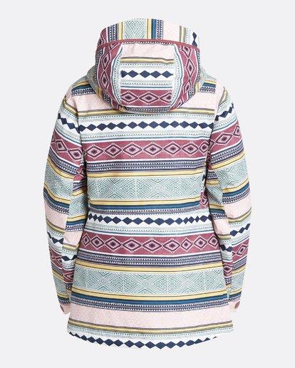 4 Women's Jara Outerwear Jacket Multicolor JSNJQJAR Billabong