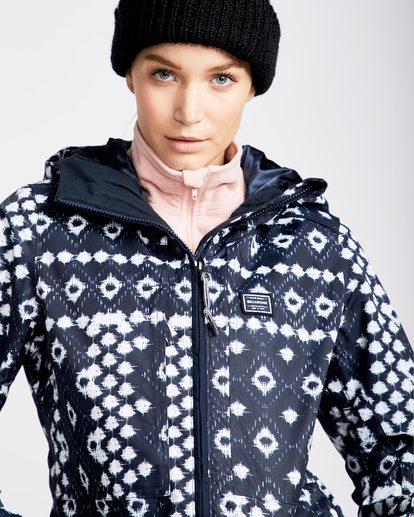 1 Women's Jara Outerwear Jacket Blue JSNJQJAR Billabong