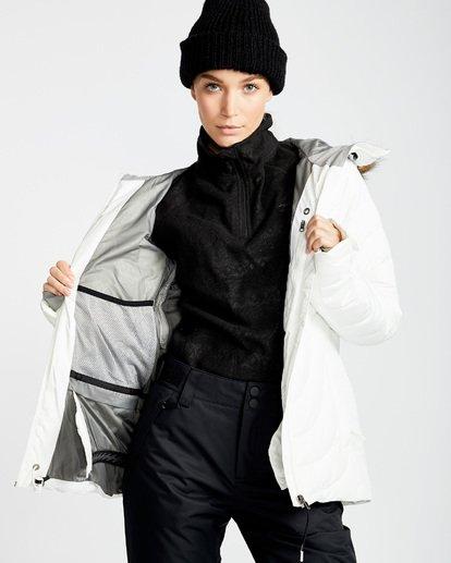 1 Women's Soffya Outerwear Jacket White JSNJQSOF Billabong