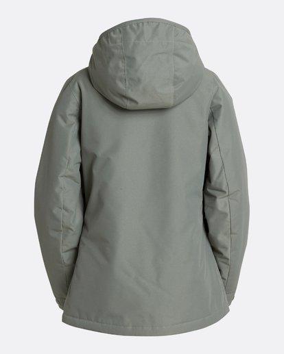 5 Women's Sula Solid Outerwear Jacket  JSNJQSUL Billabong