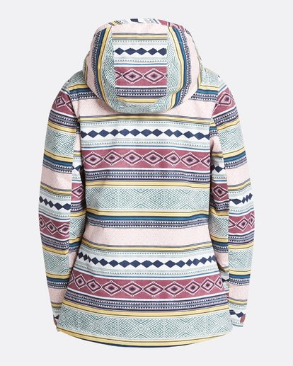 9 Women's Sula Print Outerwear Jacket  JSNJQSUP Billabong