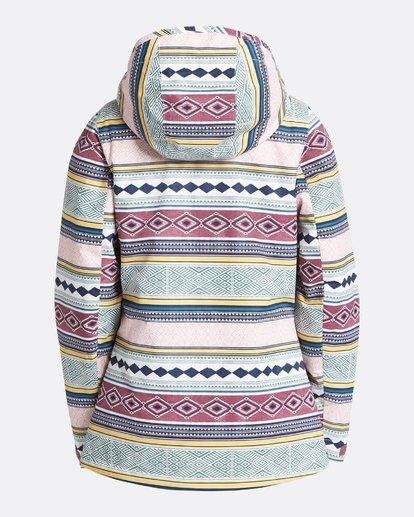 5 Women's Sula Print Outerwear Jacket  JSNJQSUP Billabong