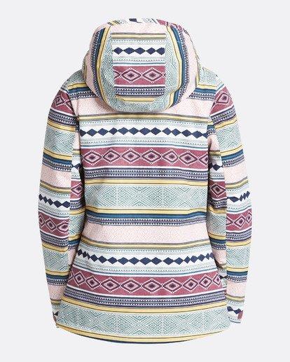 2 Women's Sula Print Outerwear Jacket  JSNJQSUP Billabong