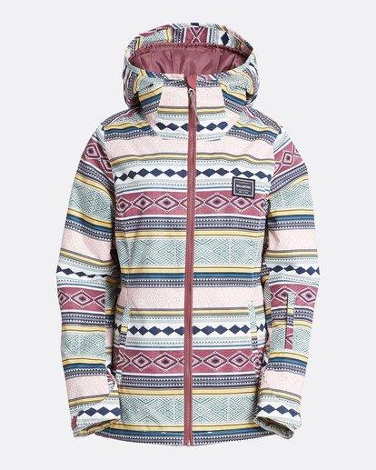 0 Women's Sula Print Outerwear Jacket  JSNJQSUP Billabong