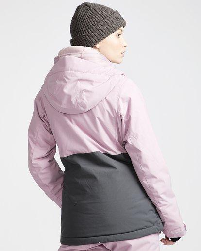 3 Women's Day Break Snow Jacket Purple JSNJVBDB Billabong