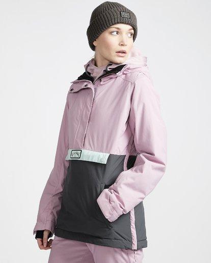 1 Women's Day Break Snow Jacket Purple JSNJVBDB Billabong