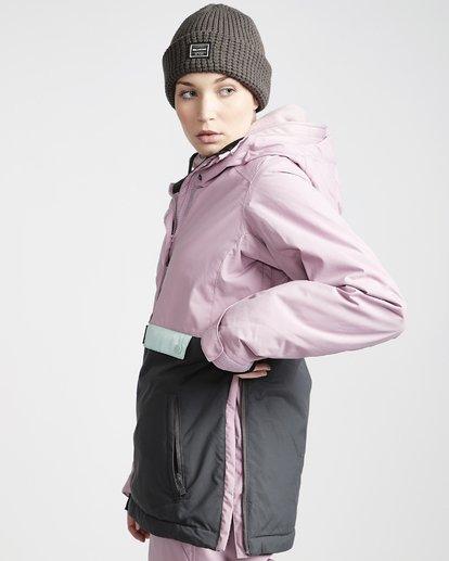 2 Women's Day Break Snow Jacket Purple JSNJVBDB Billabong