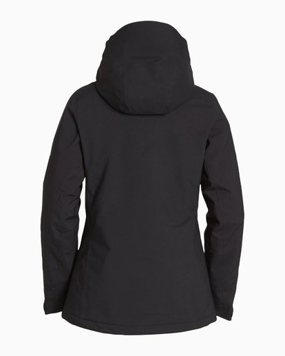 5 Women's Eclipse Snow Jacket Black JSNJVBEC Billabong