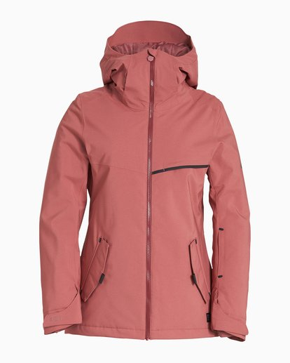 4 Women's Eclipse Snow Jacket Purple JSNJVBEC Billabong