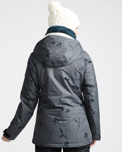 2 Women's Jara Snow Jacket Grey JSNJVBJA Billabong