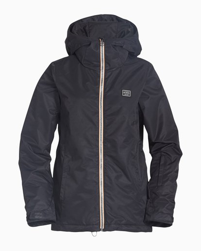 4 Women's Sula Snow Jacket Black JSNJVBSU Billabong