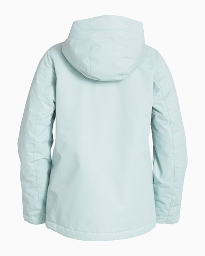 5 Women's Sula Snow Jacket Blue JSNJVBSU Billabong