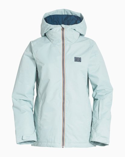 4 Women's Sula Snow Jacket Blue JSNJVBSU Billabong