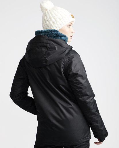 2 Women's Sula Snow Jacket Black JSNJVBSU Billabong