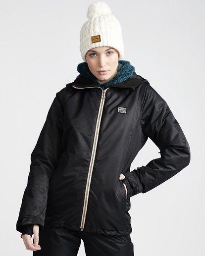 1 Women's Sula Snow Jacket Black JSNJVBSU Billabong