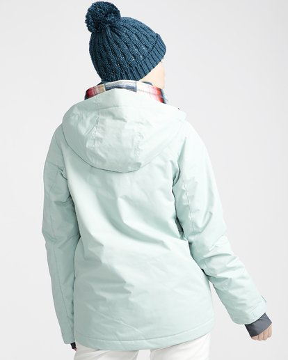 2 Women's Sula Snow Jacket Blue JSNJVBSU Billabong