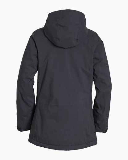 5 Women's Trooper Snow Jacket Black JSNJVBTS Billabong