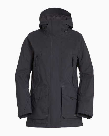 4 Women's Trooper Snow Jacket Black JSNJVBTS Billabong