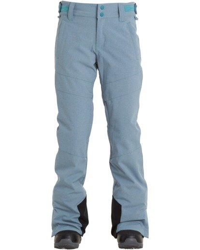 6 Women's Malla Snow Pants Multicolor JSNP3BMA Billabong