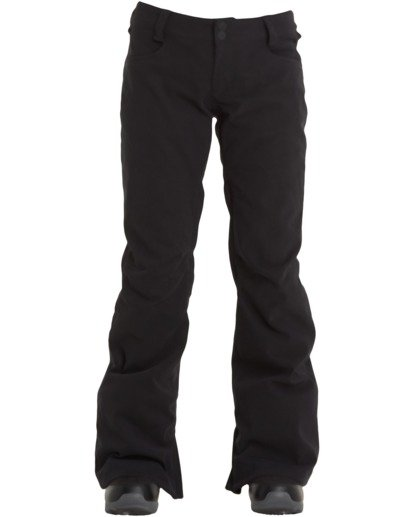 6 Women's Terry Snow Pants  JSNP3BTE Billabong