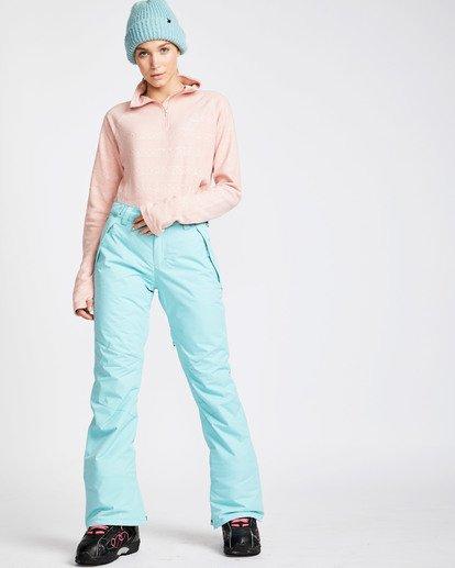 7 Women's Malla Outerwear Pants Blue JSNPQMAL Billabong