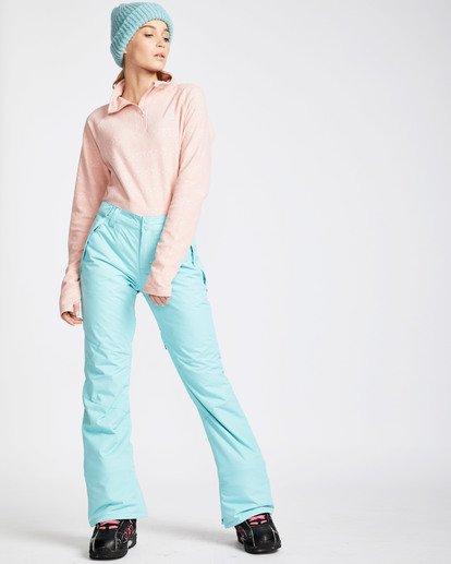 8 Women's Malla Outerwear Pants Blue JSNPQMAL Billabong