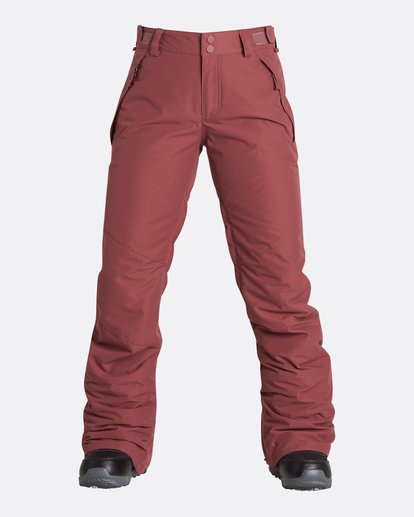 4 Women's Malla Outerwear Pants Red JSNPQMAL Billabong
