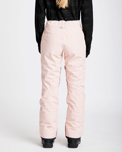 3 Women's Malla Outerwear Pants Pink JSNPQMAL Billabong