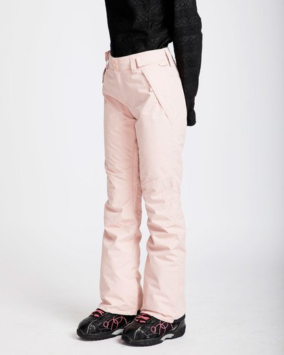 1 Women's Malla Outerwear Pants Pink JSNPQMAL Billabong
