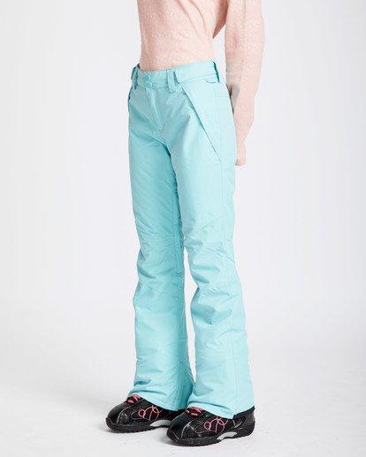 1 Women's Malla Outerwear Pants Blue JSNPQMAL Billabong
