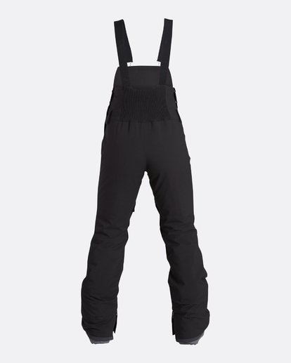 6 Women's Riva Outerwear Bib Pants Black JSNPQRIV Billabong