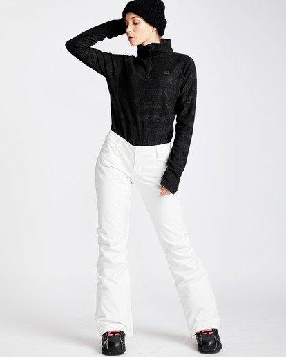 13 Women's Terry Slim Fit Outerwear Pants Grey JSNPQTER Billabong