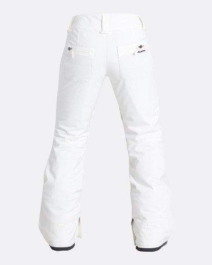6 Women's Terry Slim Fit Outerwear Pants Grey JSNPQTER Billabong