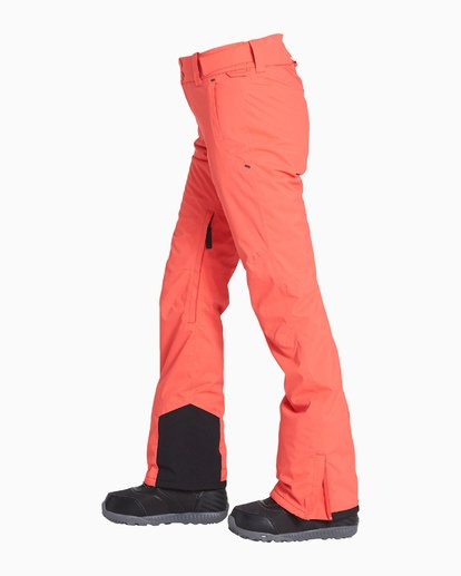 3 Women's Drifter Snow Pant Red JSNPVBDS Billabong