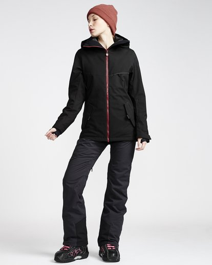 0 Women's Drifter Snow Pant Black JSNPVBDS Billabong