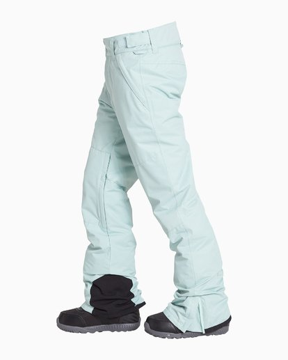 4 Women's Malla Snow Pant Blue JSNPVBMA Billabong