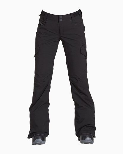 2 Women's Nela Snow Pant Black JSNPVBNE Billabong