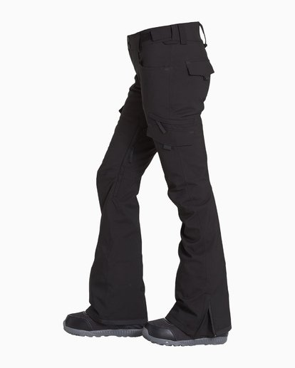 3 Women's Nela Snow Pant Black JSNPVBNE Billabong