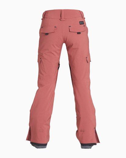 4 Women's Nela Snow Pant Purple JSNPVBNE Billabong