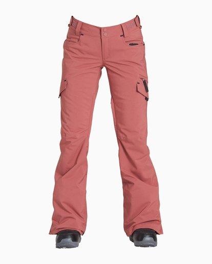 2 Women's Nela Snow Pant Purple JSNPVBNE Billabong
