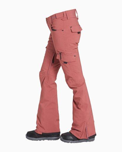 3 Women's Nela Snow Pant Purple JSNPVBNE Billabong