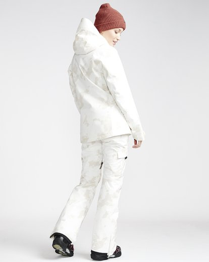 1 Women's Nela Snow Pant Grey JSNPVBNE Billabong