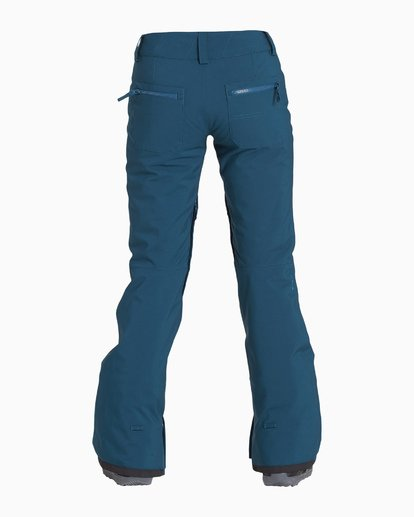 4 Women's Terry Snow Pant Blue JSNPVBTE Billabong