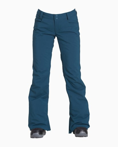 2 Women's Terry Snow Pant Blue JSNPVBTE Billabong