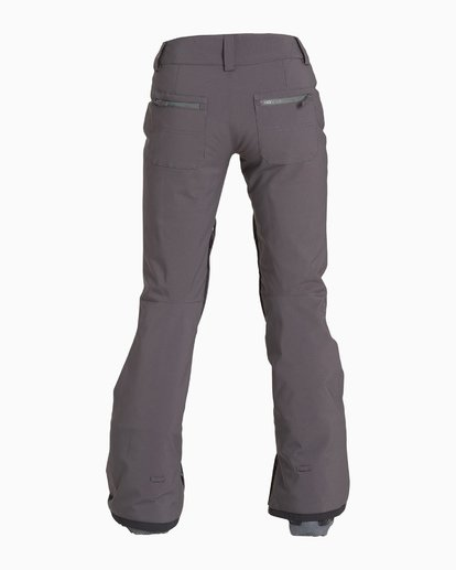 5 Women's Terry Snow Pant Grey JSNPVBTE Billabong
