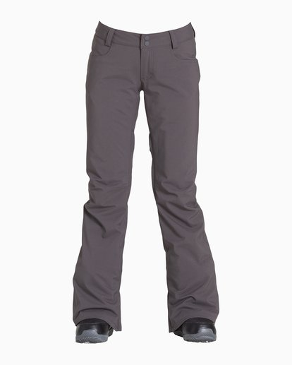 3 Women's Terry Snow Pant Grey JSNPVBTE Billabong