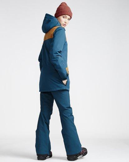 1 Women's Terry Snow Pant Blue JSNPVBTE Billabong