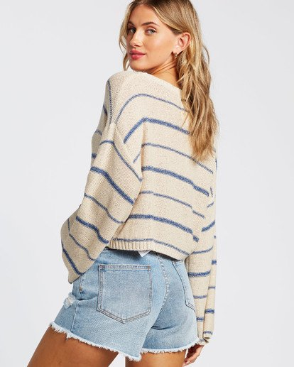 5 Hello There Sweater Blue JV012BHE Billabong
