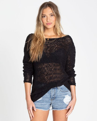 0 After Glow Wrap Sweater  JV01TBAF Billabong